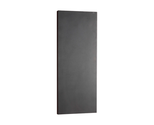 Radiátor Pegasus chrom   488x800 mm   kartáčovaná nerez