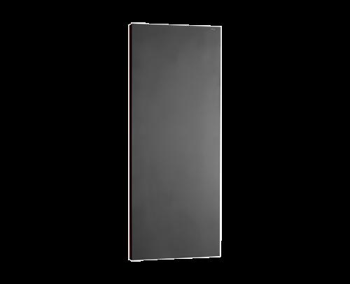 Radiátor Pegasus chrom | 488x800 mm | leštěná nerez