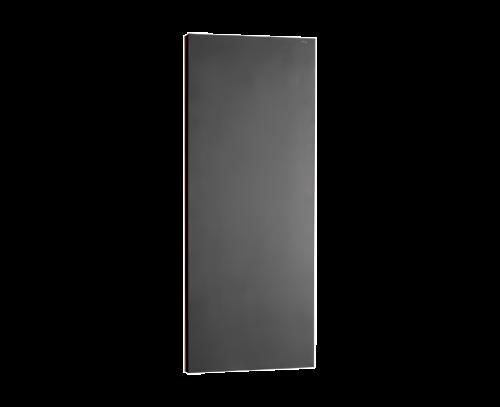Radiátor Pegasus | 608x1220 mm | leštěná nerez