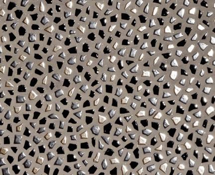 Obklad Maui Dark Mosaic | 200x316 | lesk