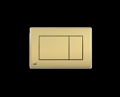 Ovládání WC modulu Alca M275 - zlaté