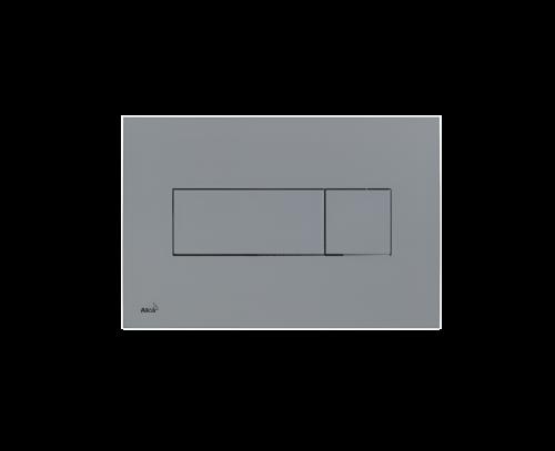 Ovládání WC modulu Alca M372 - chrom - mat