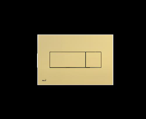 Ovládání WC modulu Alca M375 - zlaté