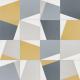 Dlažba Neocim Plus Patchwork Origami Ciel | 200x200 | dekor
