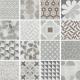 Dlažba Neocim Plus Terrasse Patchwork T01 | 200x200 | dekor