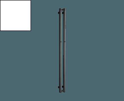 Radiátor Rosendal | 115x1500 mm | bílá lesk