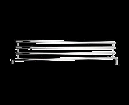 Radiátor Rosendal | 950x266 mm | šedobéžová lesk