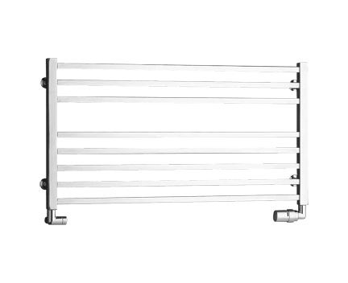Radiátor Avento | 905x480 mm | šedobéžová lesk