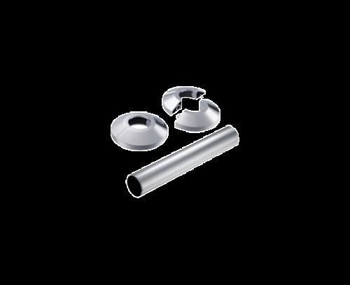 Rozeta radiátoru | chrom