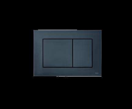 Ovládání WC modul  Now dvojčinný | černá mat
