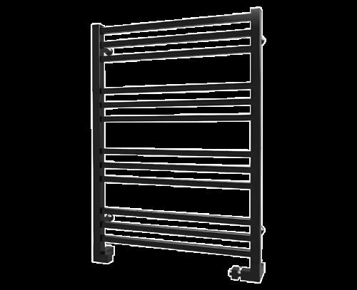 Radiátor Avento | 600x790 mm | černá strukturální mat