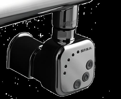 Topná tyč PMH-HT1 | metalická stříbrná | 200W