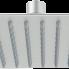 Sprchová hlavice X STYLE INOX | závěsná | 200 x 200 mm | čtvercová | nerez