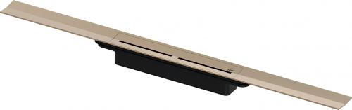 TECEdrainprofile |  sprchový profil | 800mm | Brushed Red Gold / kartáčovaná růžová zlatá