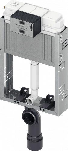 TECEbox montážní prvek pro toalety s nádržkou Uni | ovládání zepředu  | 1060