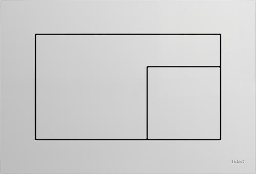 Ovládání WC modul Velvet dvojčinný   šedá