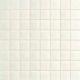Mozaika Texture White   38x38mm   mat