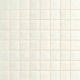 Mozaika Texture White | 38x38mm | mat