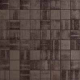 Mozaika Texture Brown | 38x38mm | mat