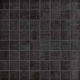 Mozaika Texture Black | 38x38mm | mat