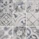 Dlažba Toscana Azzurro/Grigio | 200x200 | Decor R9