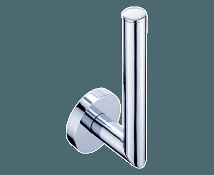 Držák na toaletní papír Unix bez krytu rezervní   3 role