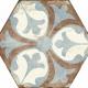 Dlažba Bohemia | Hexagon 210 x 250 | Viana