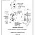 Podomítkový modul X STYLE | pákový dvoucestný | chrom černý