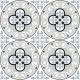 Dlažba Element Baroque | 205x205 | dekor