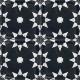 Dlažba Re-style Groove | 205x205 | dekor