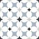 Dlažba Element Star | 205x205 | dekor