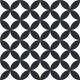 Dlažba Element Optical | 205x205 | dekor