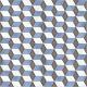 Dlažba Paint Cubi | 205x205 | dekor