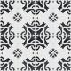 Dlažba Re-style Matrix   205x205   dekor