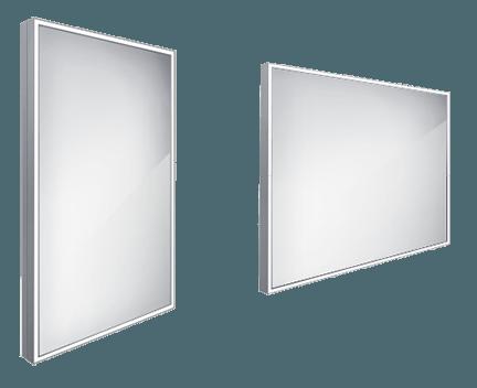 Koupelnové podsvícené LED zrcadlo ZP 13000 400 x 600 mm