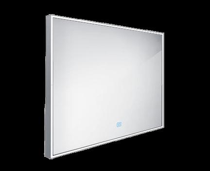 Koupelnové podsvícené LED zrcadlo ZP 13019 900 x 700 mm | senzor
