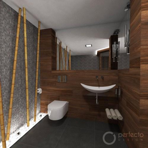 Badezimmer Zen