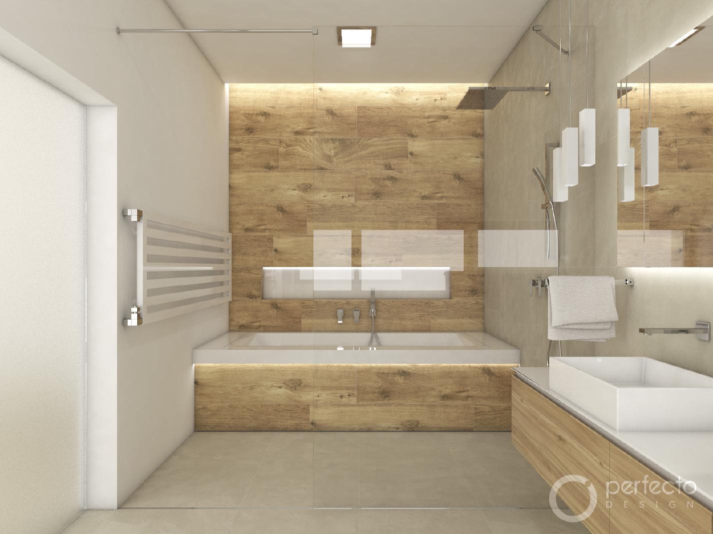 modern koupelna sand perfecto design