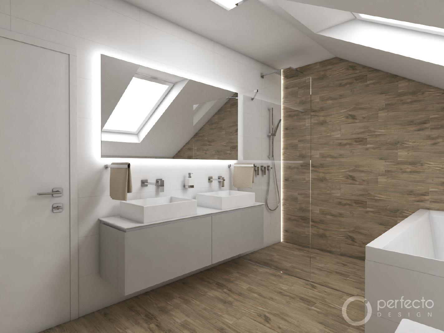 Sichtschutz Holz VerschOnern ~ Modernes Badezimmer Ideen Ideen für kleine Badezimmer ROOMIDO