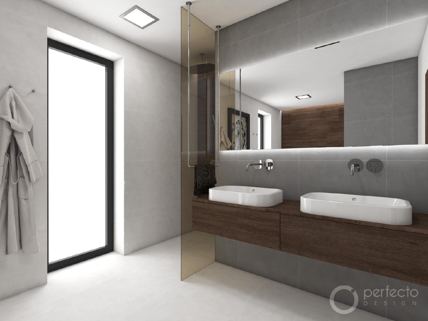 Modern koupelna chloe perfecto design for Moderne badezimmergestaltung
