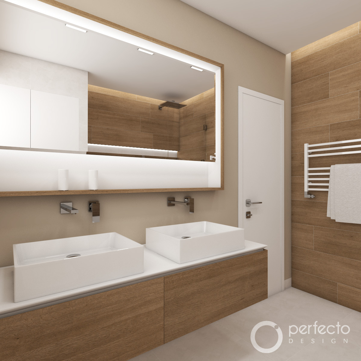 modern koupelna fiesta perfecto design